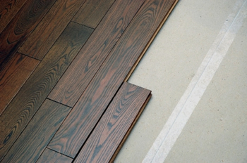 The pros and cons of prefinished solid hardwood flooring for Prefinished flooring